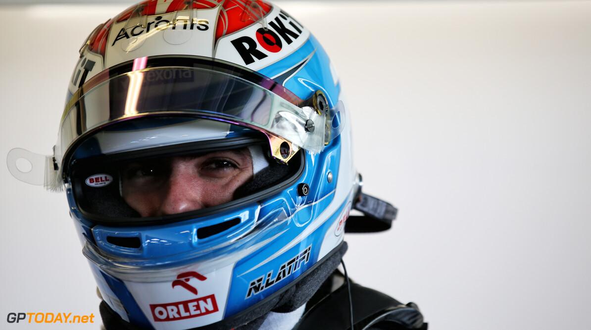 Latifi reveals his F1 race number