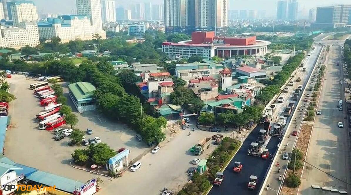 Nieuwe beelden uit Hanoi