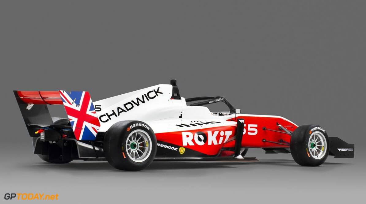 W Series tekent meerjarige sponsordeal met Williams-partner ROKiT