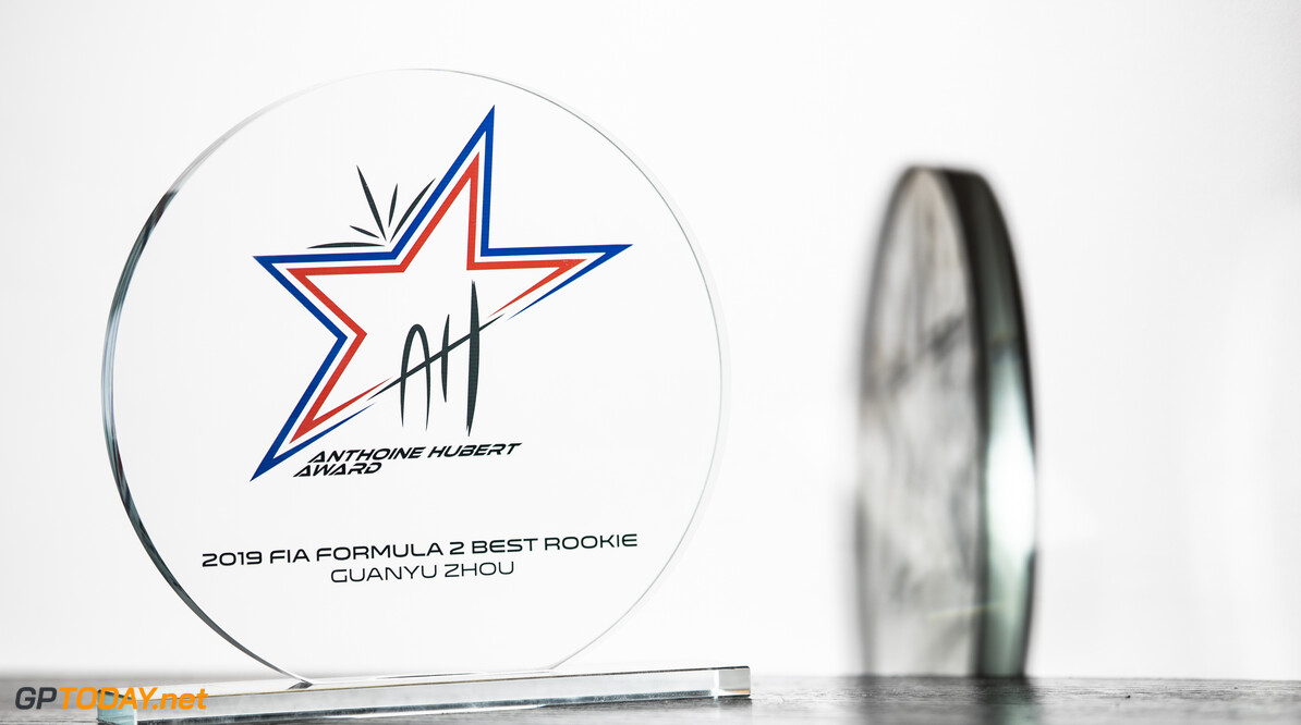 Formula 2 introduces the Anthoine Hubert Award for rookie of the season