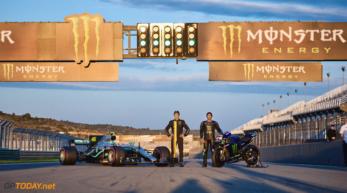 Archive number: M224228 Lewis Hamilton and Valentino Rossi - Valencia #LH44VR46 Lewis Hamilton and Valentino Rossi - Valencia #LH44VR46     2019 Events Lewis, Valentino and Monster - #LH44VR46 Motorsport MMM