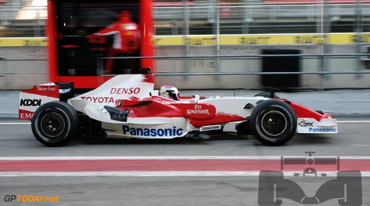 Toyota en Franck Montagny nemen afscheid van elkaar