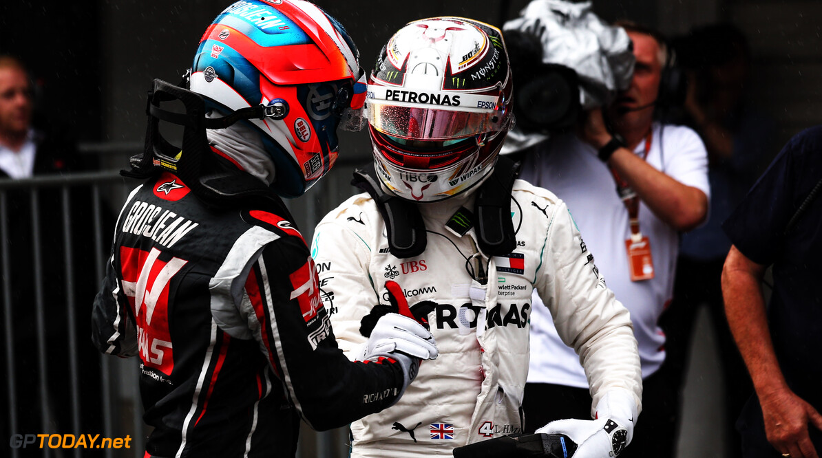 Grosjean: Hamilton one of the top five drivers of all time