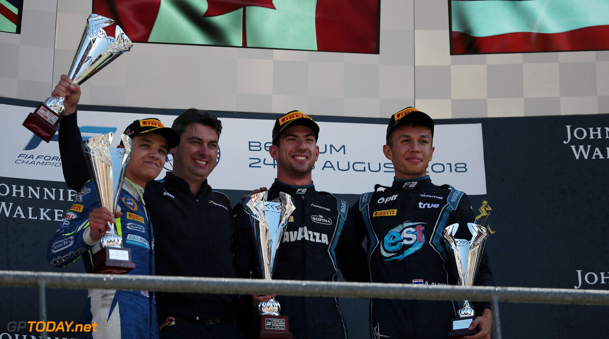 Latifi: Norris, Albon prove F2 title is not needed to succeed in F1
