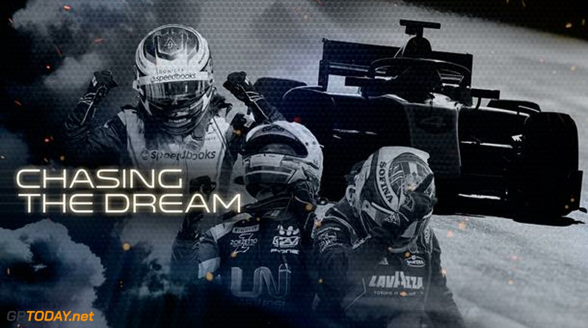 'F2: Chasing the dream' launched on F1TV