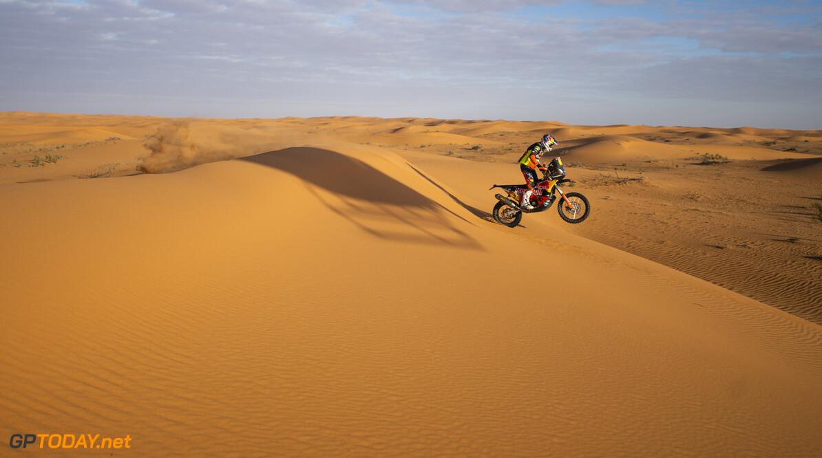 Motorrijder Brabec kroont zich tot eerste Amerikaanse Dakar-winnaar