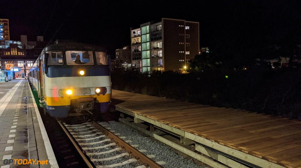 Vanaf 7.00 uur twaalf treinen per uur naar Zandvoort tijdens Grand Prix