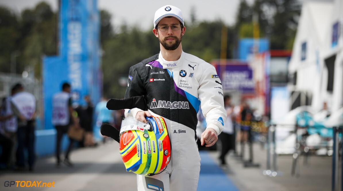 Alexander Sims (GBR) BMW I Andretti Motorsports   Joe Portlock