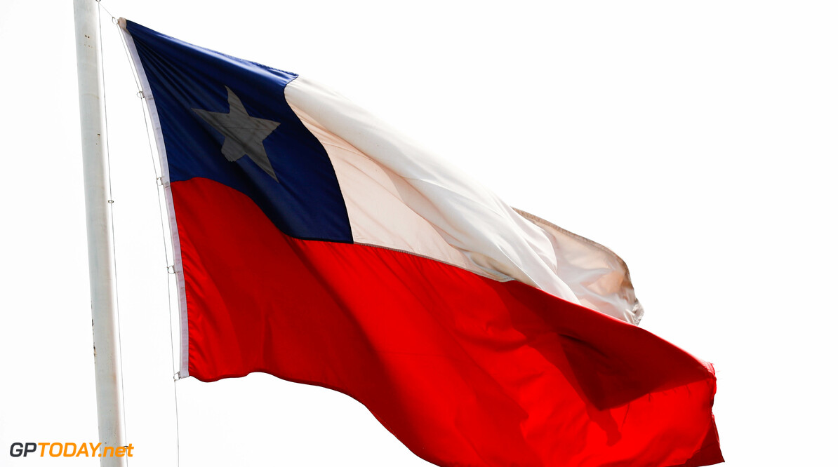 Chile flag   Sam Bloxham    fegen