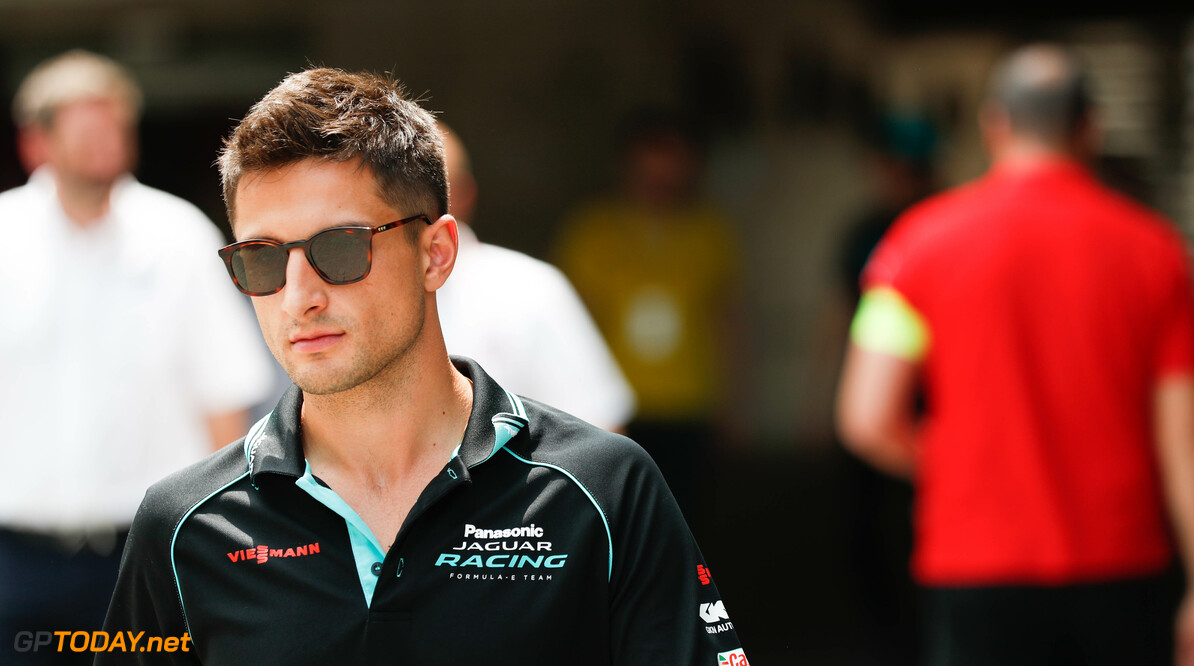 Mitch Evans (NZL), Panasonic Jaguar Racing   Sam Bloxham    portrait