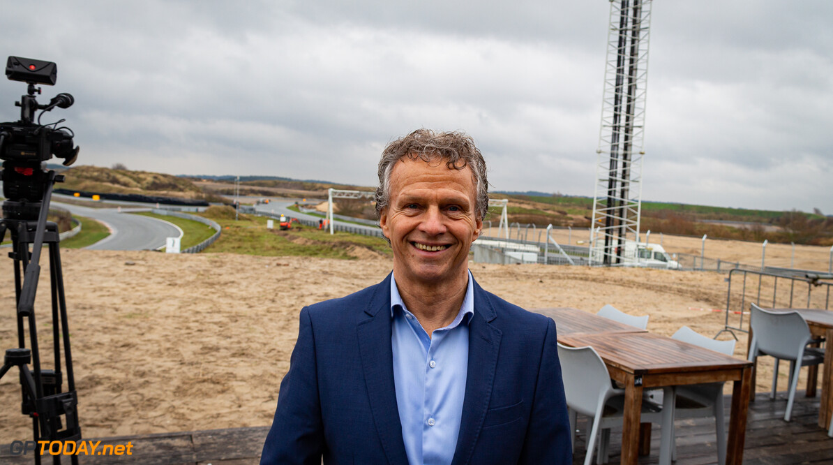 Lammers acht rondetijden onder de minuut haalbaar op verbouwd Zandvoort
