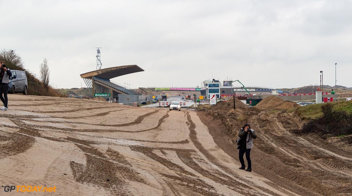 Dromo geeft teams geen volledige data van verbouwd Circuit Zandvoort
