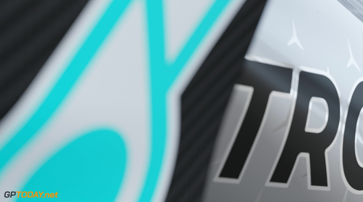 Mercedes teases livery of 2020 W11 car