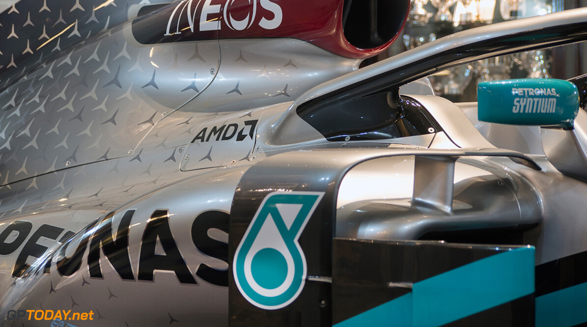 Archive number: M225892 Mercedes-AMG Petronas Formula One Team Announces Principal Partnership with INEOS Mercedes-AMG Petronas Formula One Team Announces Principal Partnership with INEOS Martyn Goddard    INEOS Mercedes-AMG Petronas F1 Team Announces Principal Partnership wi 2020 Events Motorsport MMM