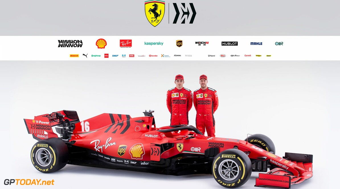 Ferrari Launches Its 2020 F1 Car Gptoday Net
