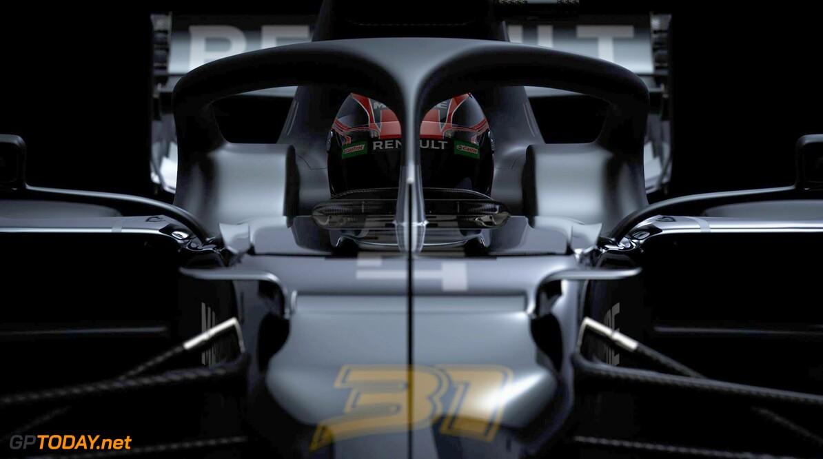 <b>Foto's</b>: Renault brengt eerste teasers van R.S.20 naar buiten