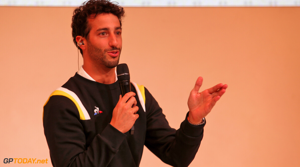 Ricciardo on 2020 objectives: 'A podium is attainable'