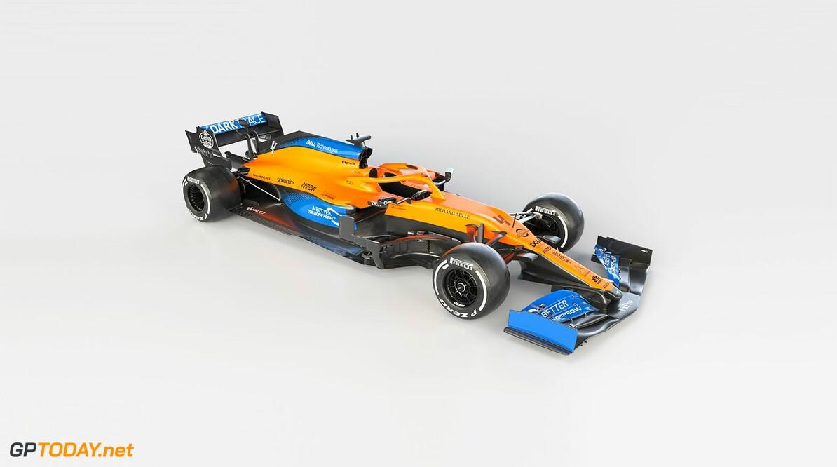 McLaren unveils its 2020 challenger, the MCL35
