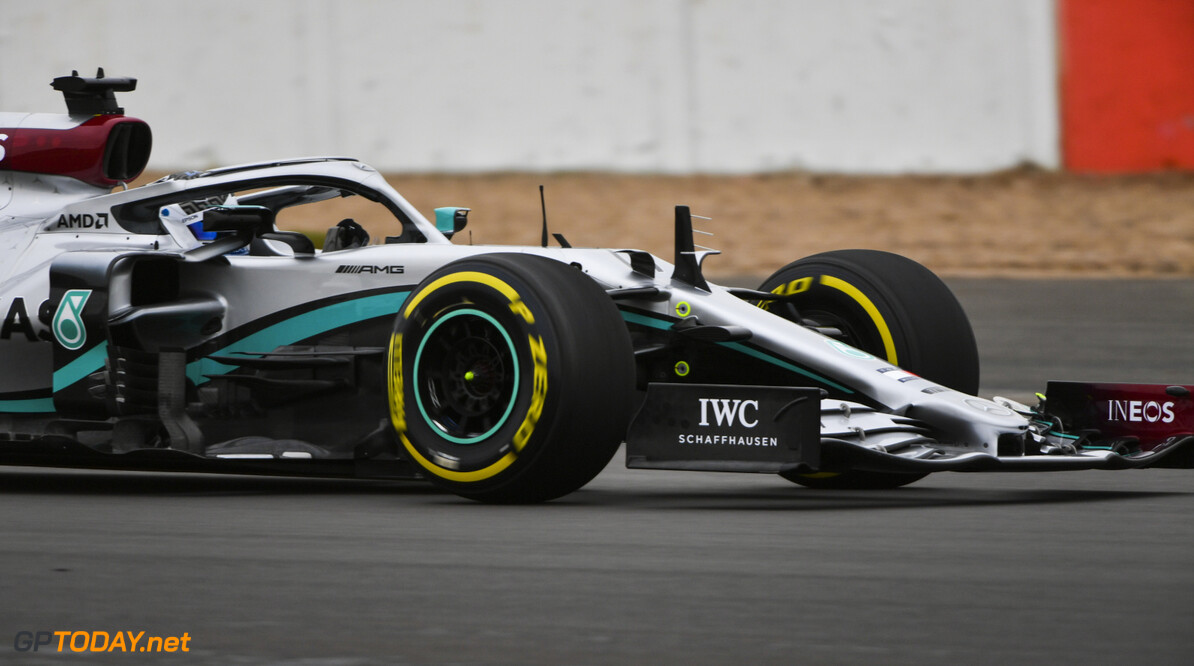 Archive number: M226303 Mercedes-AMG F1 W11 EQ Performance Shakedown - LAT Images Mercedes-AMG F1 W11 EQ Performance Shakedown - LAT Images LAT Images Silverstone United Kingdom  Mercedes-AMG F1 W11 EQ Performance Shakedown 2020 Events Motorsport MMM