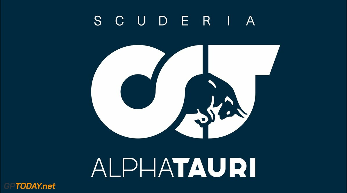 Watch AlphaTauri launch the AT01 LIVE