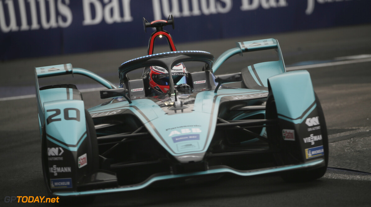Mitch Evans (NZL), Panasonic Jaguar Racing, Jaguar I-Type 4   Joe Portlock    action