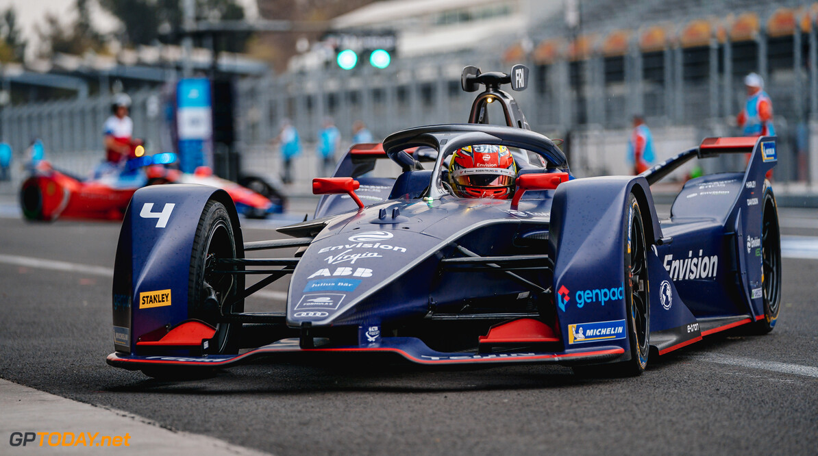 Robin Frijns (NLD), Envision Virgin Racing, Audi e-tron FE06   Dan Bathie    action