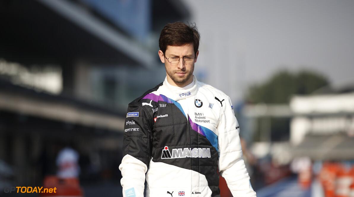 Alexander Sims (GBR) BMW I Andretti Motorsports   Joe Portlock    trackwalk