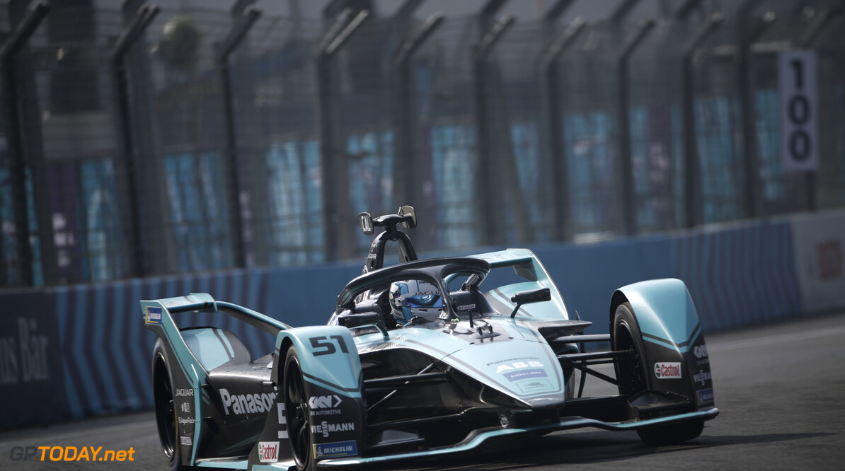 James Calado (GBR), Panasonic Jaguar Racing, Jaguar I-Type 4   Joe Portlock    action TS-Live