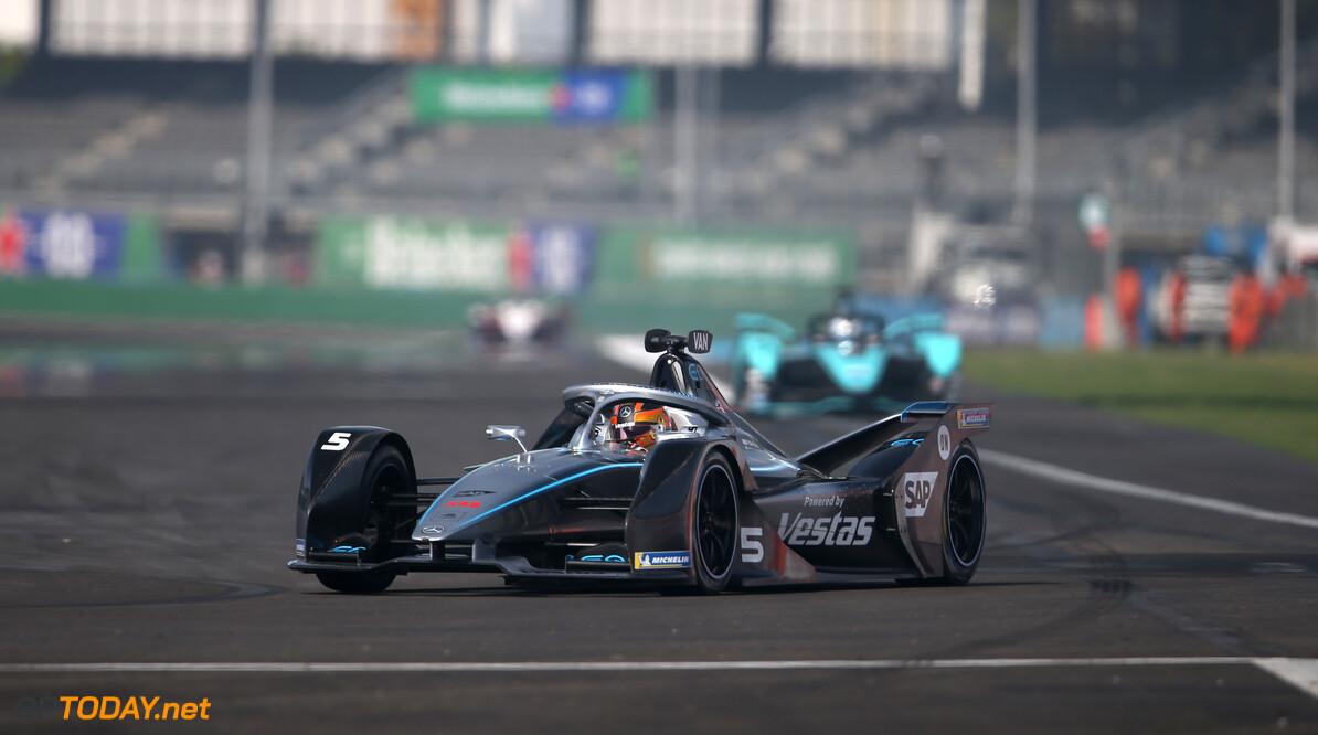 Stoffel Vandoorne (BEL), Mercedes Benz EQ, EQ Silver Arrow 01   Dom Romney    action TS-Live