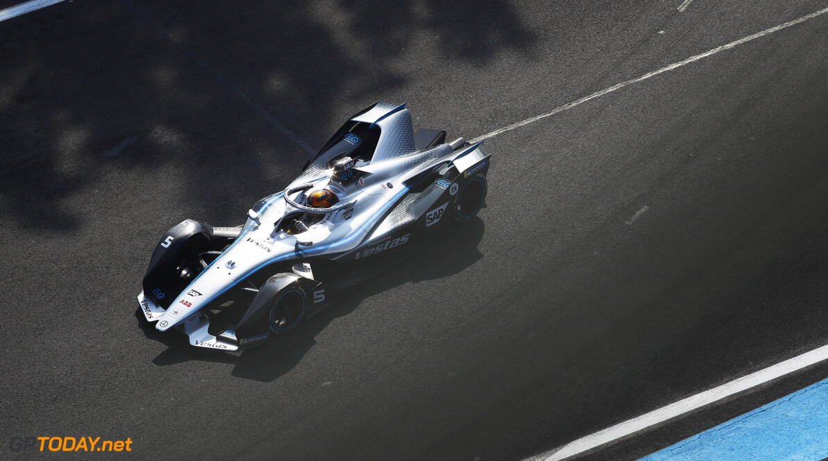 Stoffel Vandoorne (BEL), Mercedes Benz EQ, EQ Silver Arrow 01  Alastair Staley    action TS-Live