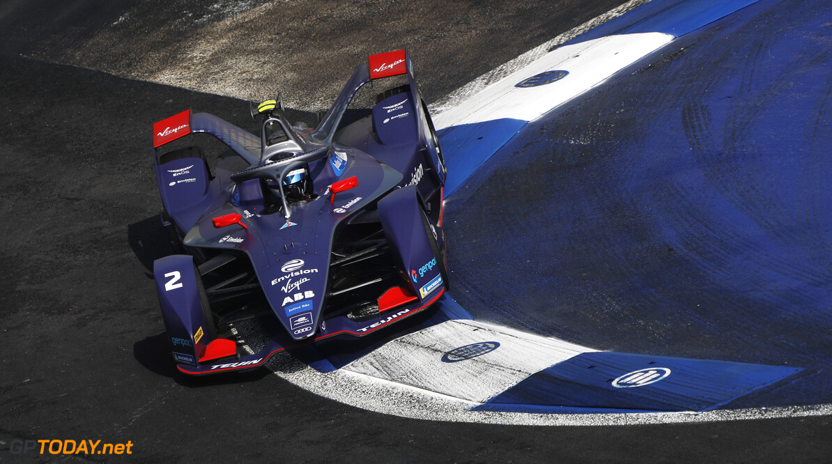 Sam Bird (GBR), Envision Virgin Racing, Audi e-tron FE06   Alastair Staley    action TS-Live