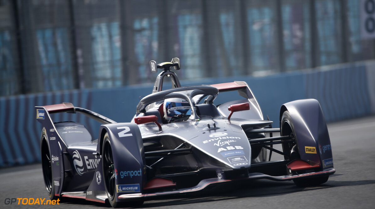 Sam Bird (GBR), Envision Virgin Racing, Audi e-tron FE06   Joe Portlock    action TS-Live