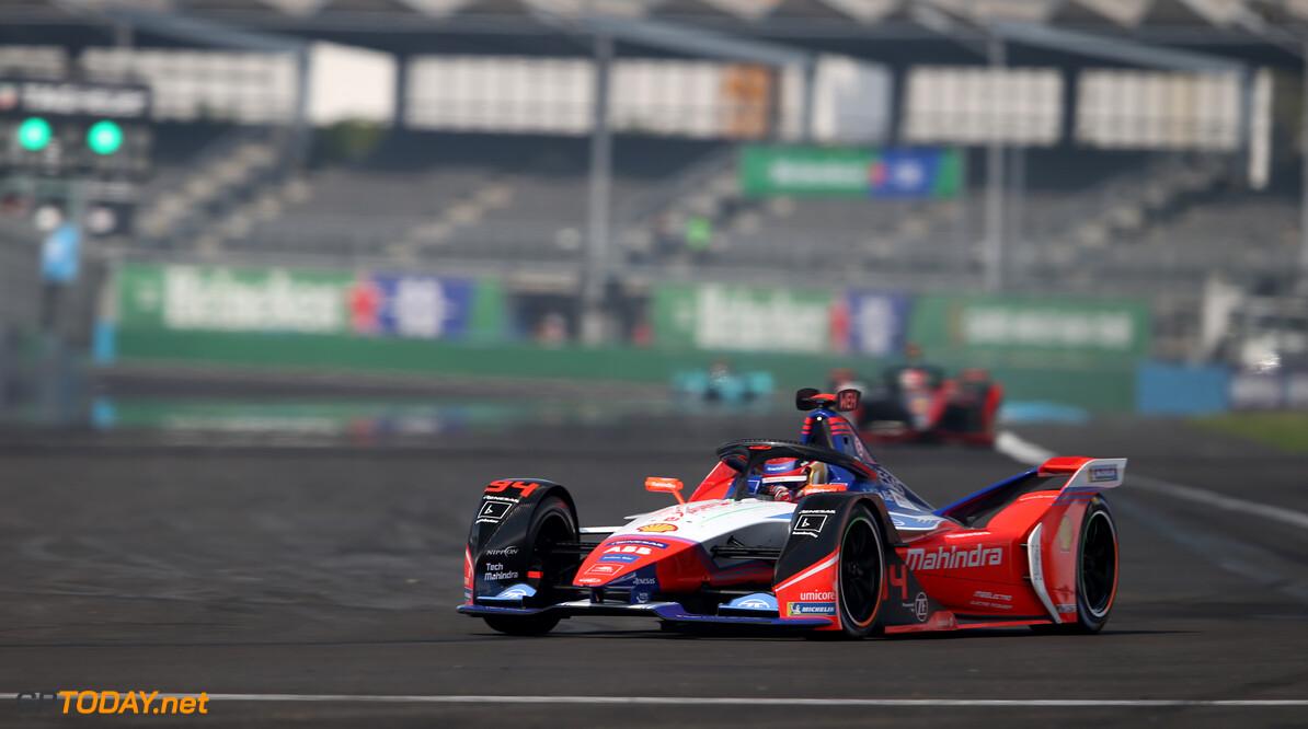 Pascal Wehrlein (DEU), Mahindra Racing, M6Electro   Dom Romney    action TS-Live