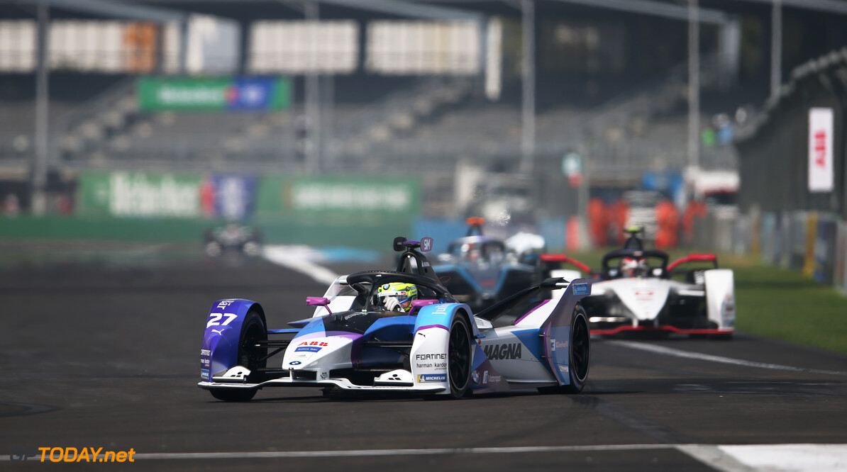 Alexander Sims (GBR) BMW I Andretti Motorsports, BMW iFE.20   Dom Romney    action TS-Live