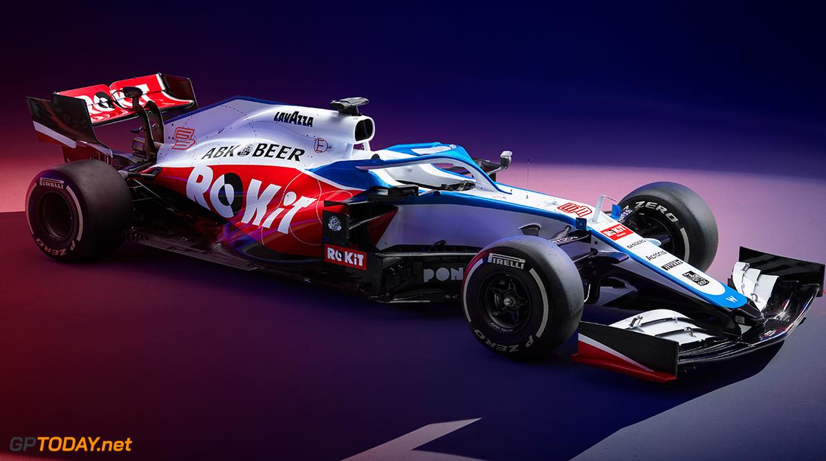 Williams onthult FW43 met fors gewijzigde kleurstelling voor seizoen 2020