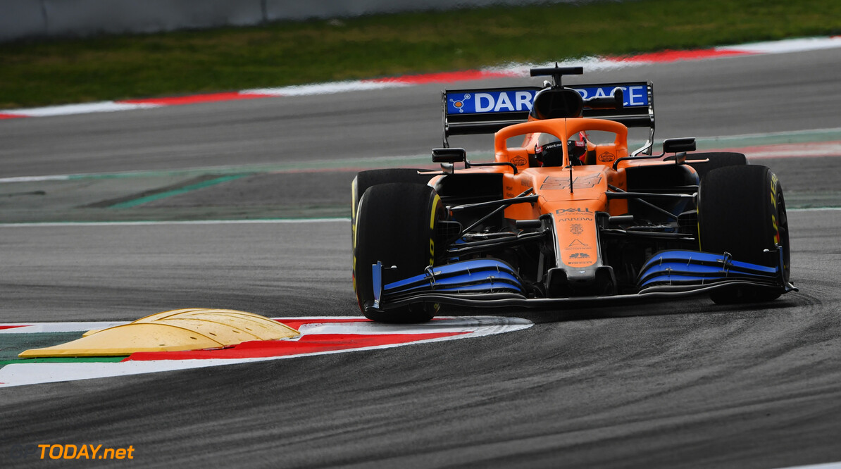 The driver line-ups for week one of Barcelona testing