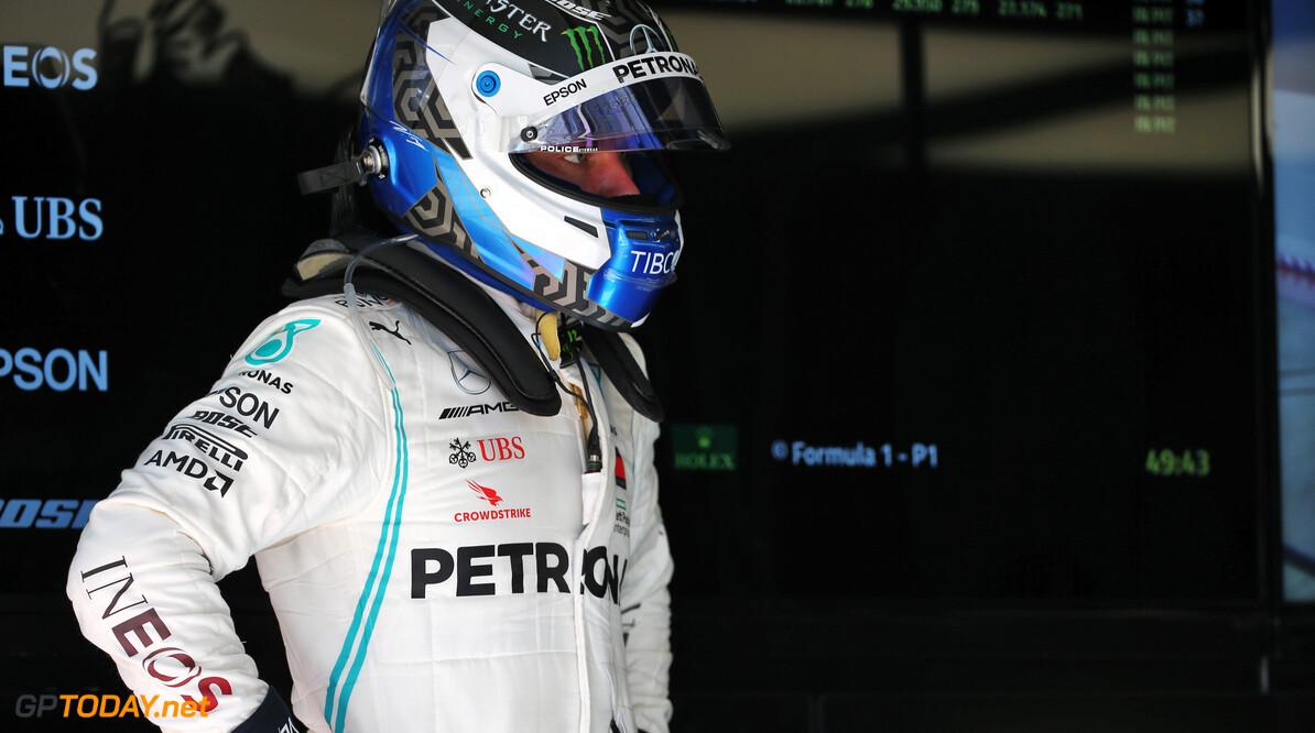 Valtteri Bottas schrijft zich in voor virtuele GP van Monaco