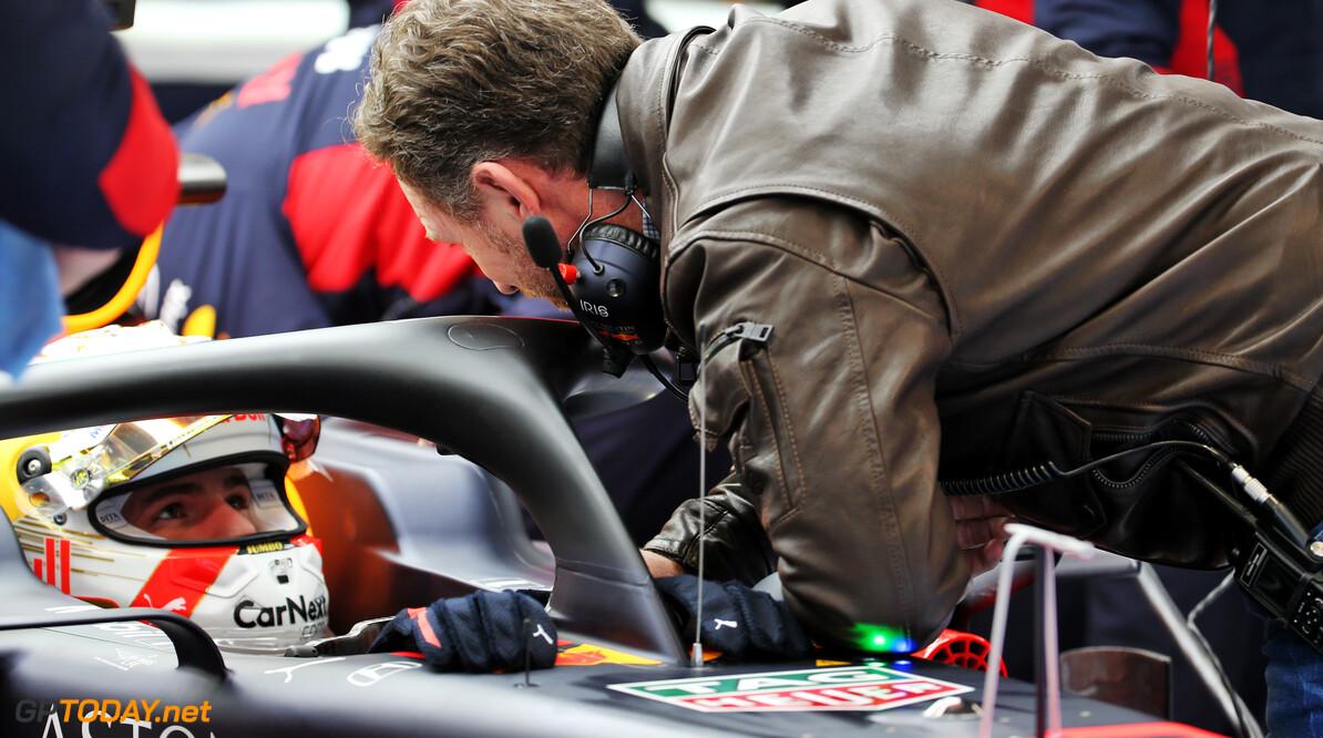 Horner backs Verstappen as an 'outside chance' for  2020 championship