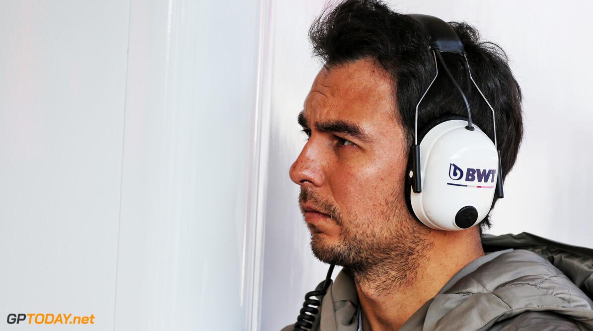Vakantie in Italië doet Sergio Perez de das om