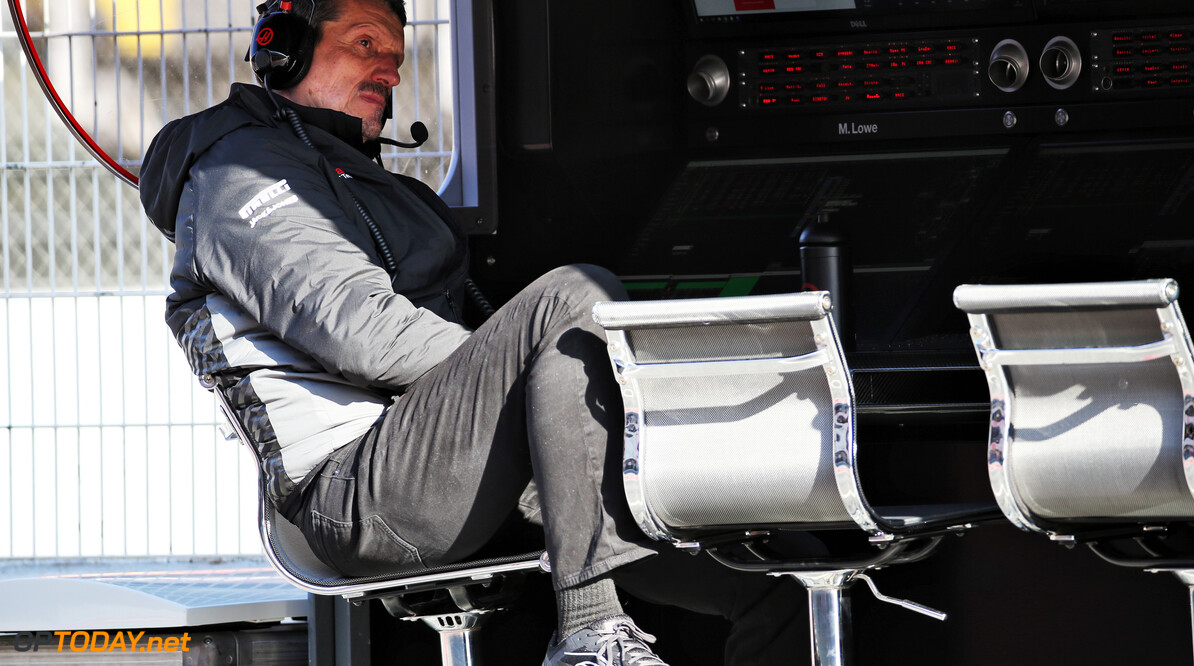 Steiner: Eight races would be financially worse for teams than no races