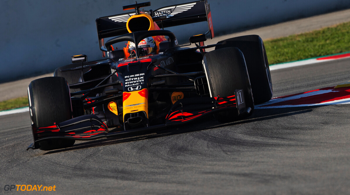 Verstappen: Red Bull RB16 car is 'fast everywhere'