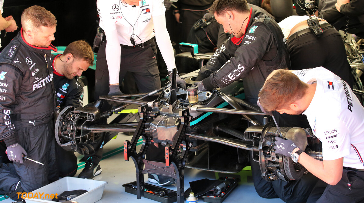 Mercedes: No legality concerns over new 'DAS' steering system