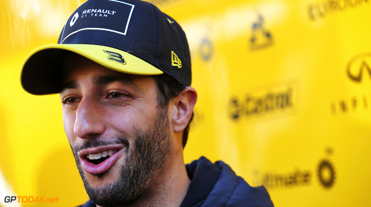 Ricciardo on Mercedes' DAS system: 'I love seeing that. Hats off to them'