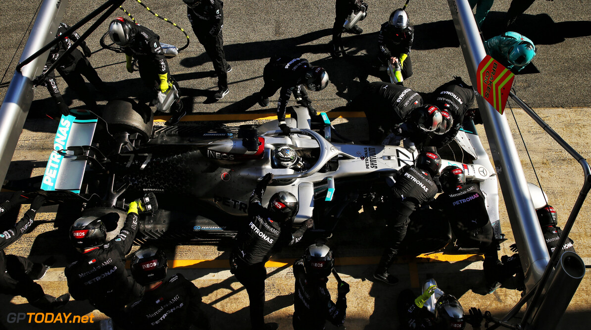 DAS to be banned for 2021 F1 season