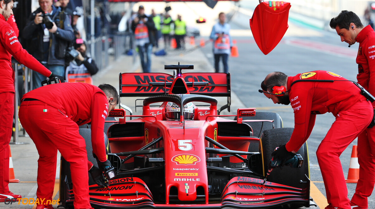 Ferrari confirms cause of engine problem during testing