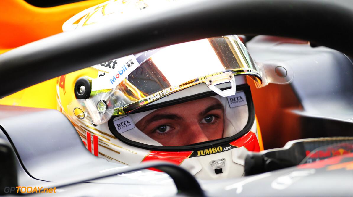 """Max Verstappen: """"Hoop dat langzamere auto's het racen in 2021 ten goede komt"""""""