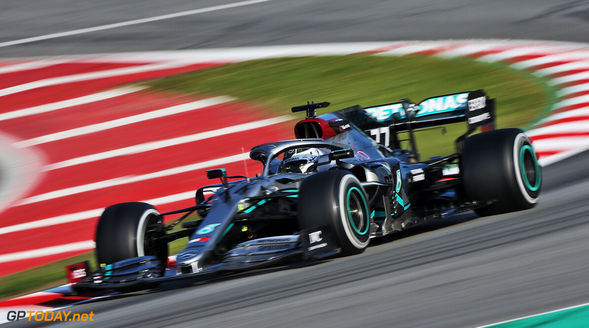 Mercedes: 'Aggressive' W11 car streaks ahead on downforce compared to 2019 model