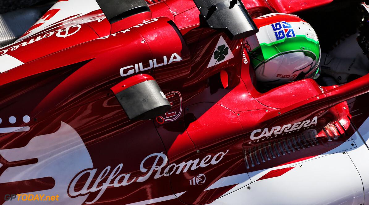 """Giovinazzi wil naar Ferrari: """"Ik wil volgend jaar stoeltje van Vettel"""""""
