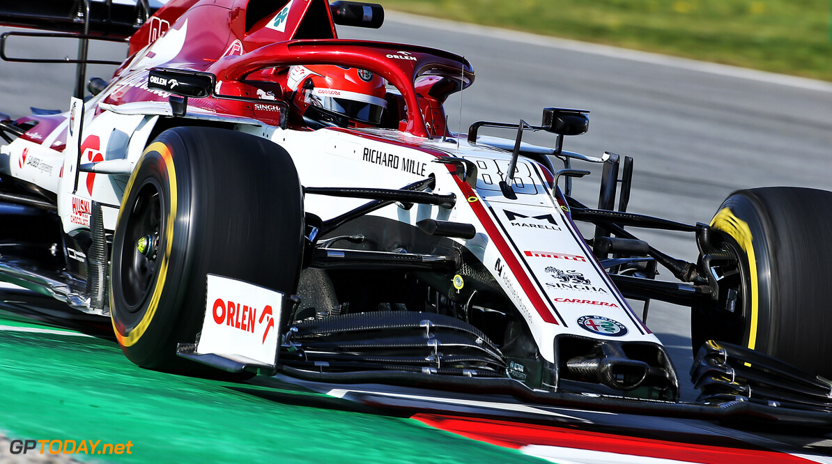 Kubica heads opening morning of test two in Barcelona