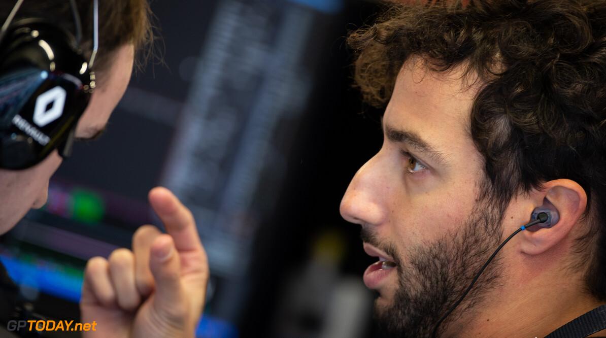 """Daniel Ricciardo: """"Ik hou al mijn opties voor 2021 open"""""""